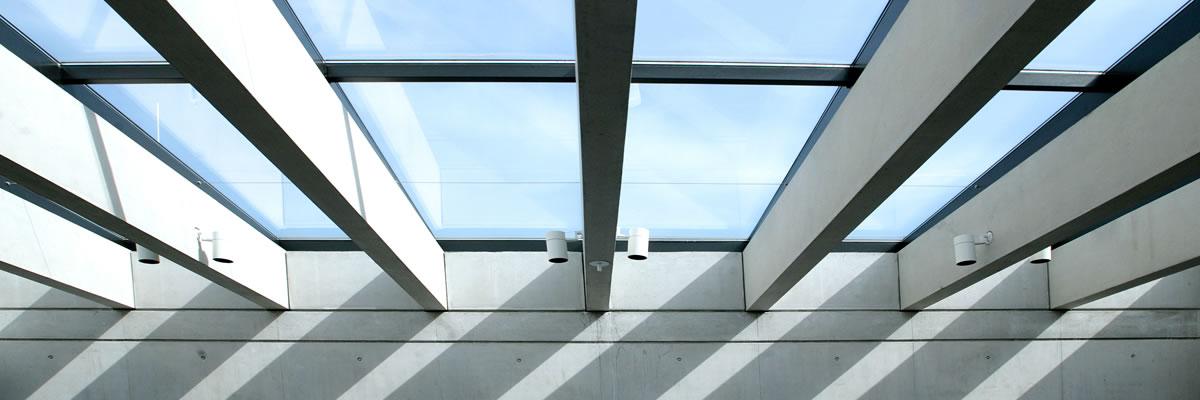 Cubiertas de vidrio ci system pr60 - Cubierta de cristal ...